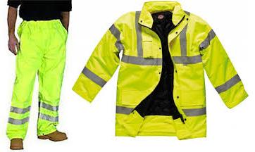 yellow wet gear